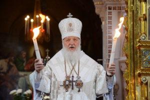 Когда начинается Пасхальная служба в Москве