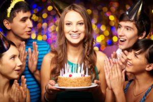 Оригинальные способы празднования Дня Рождения