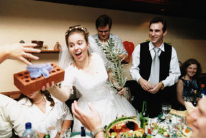 Сценарий свадьбы в узком кругу дома без тамады
