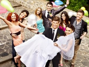 Сценарий свадьбы без тамады для самых близких и родных