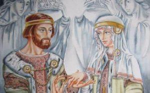 История любви Петра и Февронии муромских