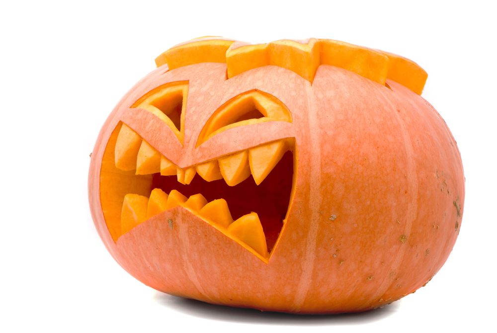 Как сделать тыкву для хэллоуина своими руками 999