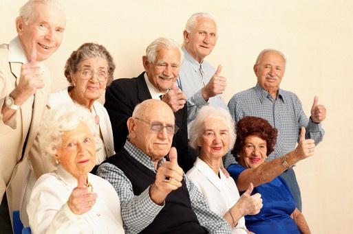 Сценарий для людей пожилого людей