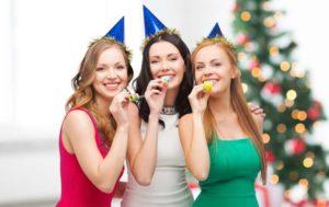 Какой цвет вещей нужно одевать на Новый год