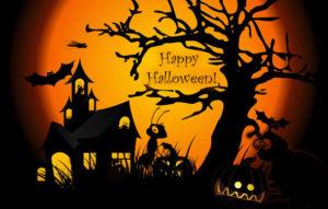 Поздравления на Хэллоуин: шуточные стихи, короткие