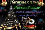 Миниатюра к статье С наступающим Новым 2017 годом, друзья!