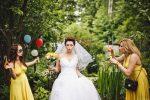 Миниатюра к статье Свадьба на даче своими руками