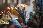 Миниатюра к статье Когда Вербное воскресенье в 2017 году у православных