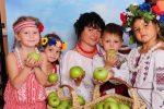 Миниатюра к статье Яблочный спас: сценарий праздника для детского сада