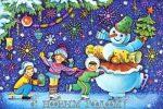 Миниатюра к статье Сценарий детской новогодней елки 2017 с Петухом